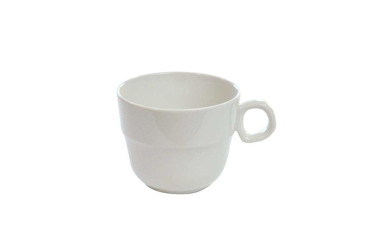 マグカップ白釉